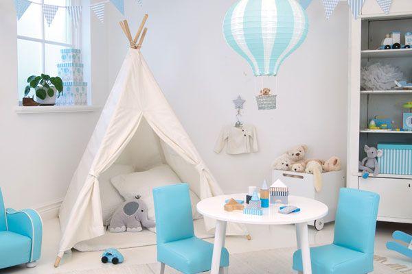 Tipi Tent Kinderkamer : Jabadabado tipi tent wit speeltentxl