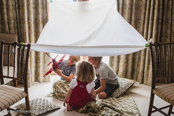 Pl ug tent Tent kit super | SpeeltentXL.nl