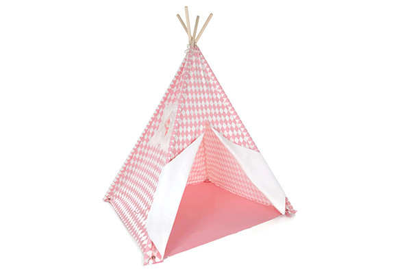 Tipi tent Diamond Edition Pink